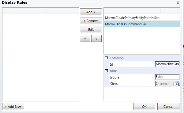 "UnHide or restore ""Save and New"" button in CRM 2013. (4/6)"